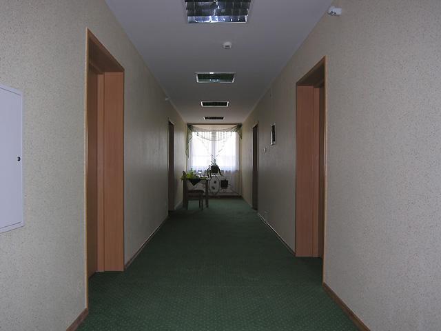 korytarz na I piętrze