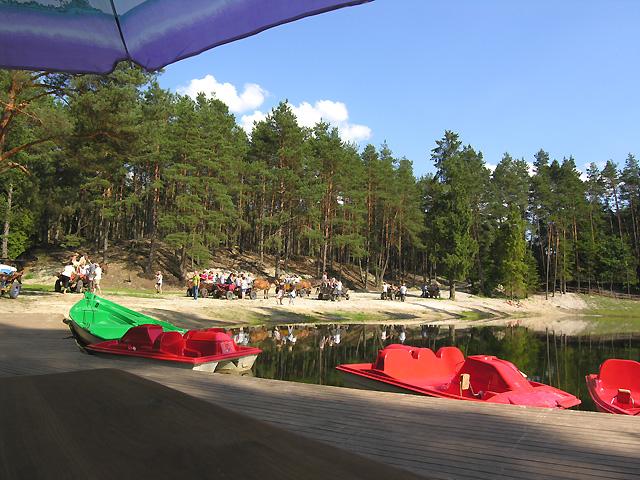 taborem nad Tanew