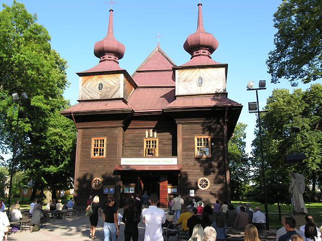 Kościół w Tomaszowie