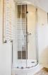 Pod akacjami lazienka prysznic