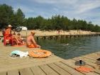 Zalewy, stawy, baseny